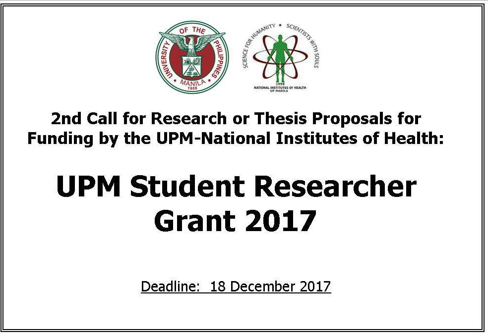Research proposal template upm outdoor activity camp essay cover university of the philippines manila toneelgroepblik Images