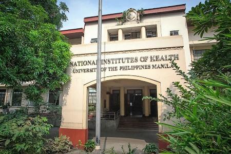 UP Manila building